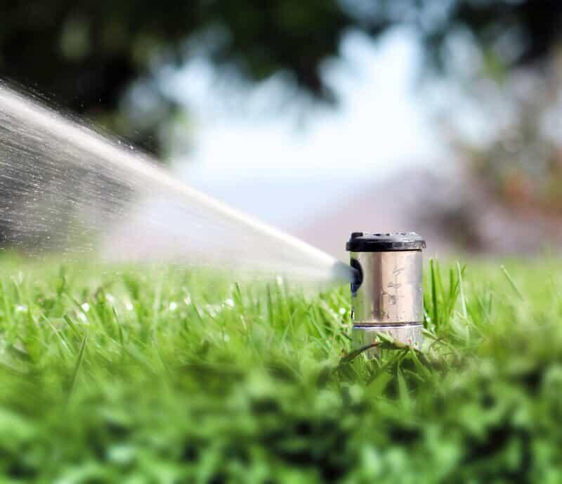 Sprinkler Repair in Houston