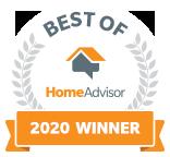 Best of Home Advisor 2020 Winner