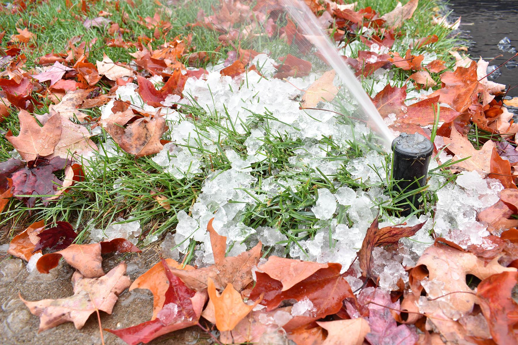professional Marlboro NJ irrigation winterization blowout