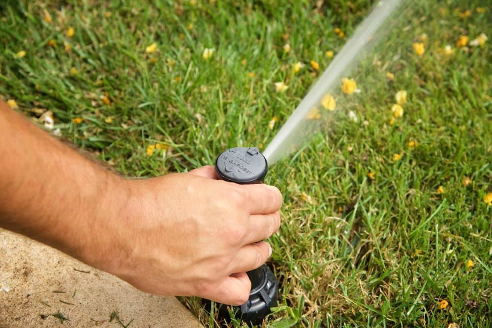 high quality sprinkler repair birmingham