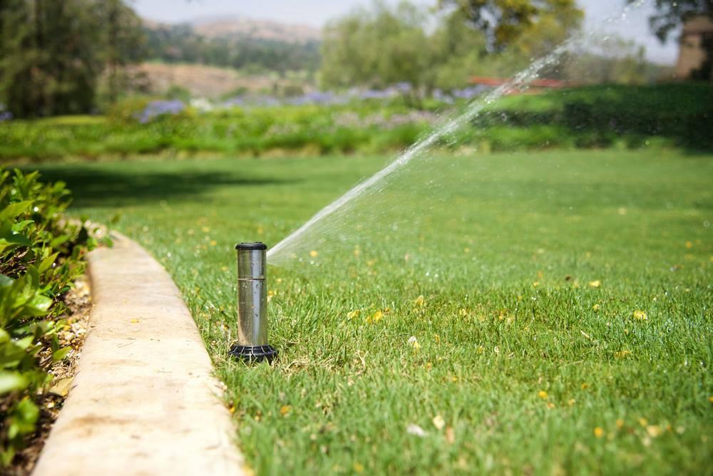 high quality sprinkler system repair Birmingham
