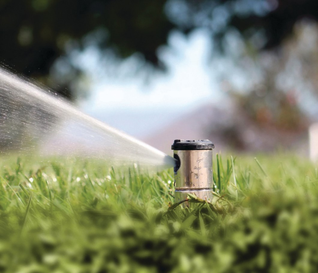 Sprinkler Repair in Mount Pleasant